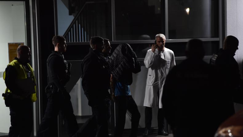 Fritz von Weizsäcker bei Vortrag in Berliner Klinik erstochen