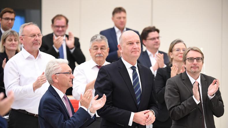 Kenia-Bündnis in Brandenburg – Dietmar Woidke als Ministerpräsident wiedergewählt