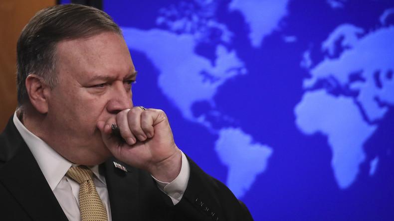 Gerüchteküche brodelt: US-Außenminister Mike Pompeo soll Rücktritt vorbereiten