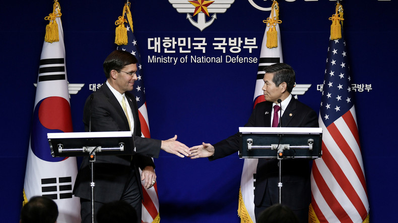 Allierter oder Schutzgelderpressser? USA fordern horrende Geldsummen für Truppenpräsenz in Südkorea