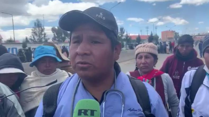 Bolivien: Arzt fleht verzweifelt um Hilfe – Sechs Tote nach Protestauflösung durch Armee und Polizei