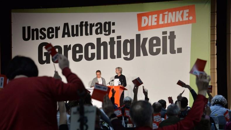 """Sächsische Linke stimmt für """"Frieden mit Russland"""" als Schwerpunkt der politischen Arbeit"""