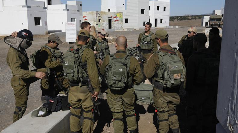 Israel bereitet sich auf einen iranischen Gegenschlag nach Angriff in Syrien vor