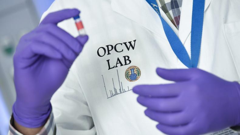 OPCW-Whistleblower: Bericht über angeblichen Giftgaseinsatz im syrischen Duma wurde manipuliert