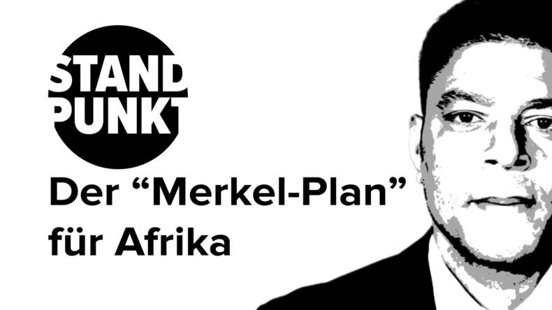 """Der """"Merkel-Plan"""" für Afrika: Privatwirtschaft und IWF sollen Fluchtursachen bekämpfen"""