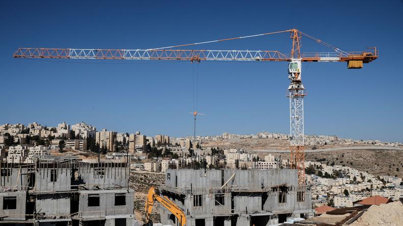 """Lawrow: Moskau """"sehr besorgt"""" über die Kehrtwende der US-Politik in Bezug auf israelische Siedlungen"""