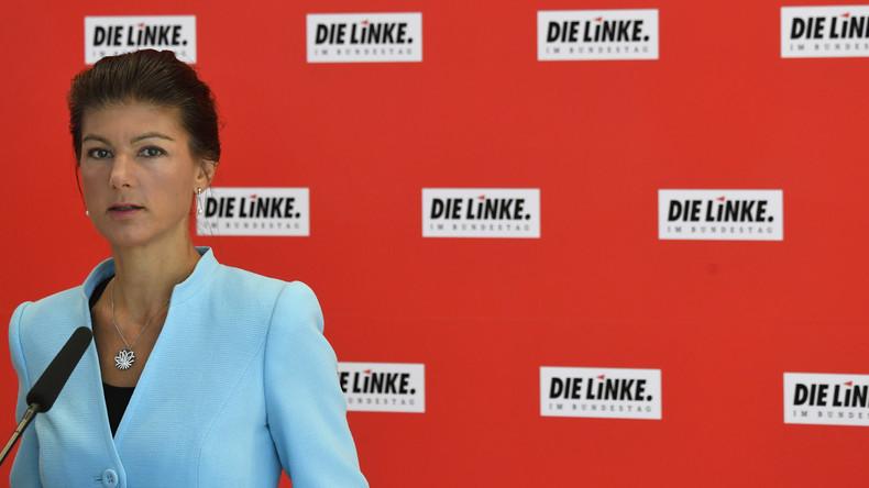 Sahra Wagenknecht laut Umfrage beliebteste Politikerin Deutschlands