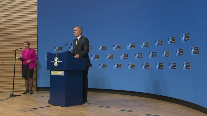 """NATO ist """"unverzichtbar"""" - Stoltenberg reagiert auf Kritik"""