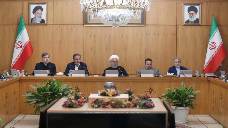 """Iranische Regierung über Proteste: """"Opferzahlen sind Desinformationskampagne aus dem Ausland"""""""