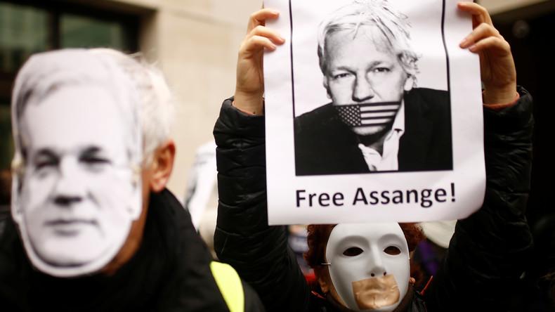 Zynischer Vorwand: Julian Assange und der konstruierte Vergewaltigungsvorwurf