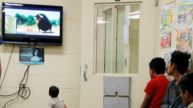 Nachrichtenagenturen ziehen Fake-News zurück: Doch keine 100.000 Kinder in US-Grenzeinrichtungen