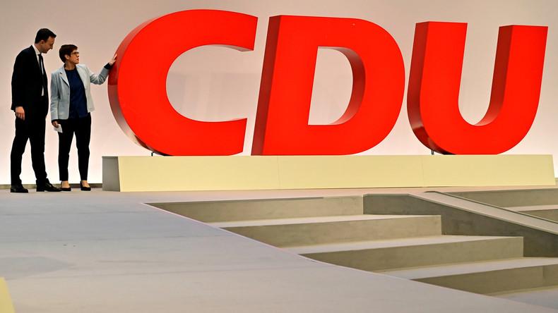 """CDU-Bundesparteitag: Kramp-Karrenbauer """"kampfbereit"""" für Kanzlerkandidatur"""