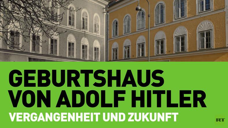 Vergangenheit und Zukunft: Geburtshaus von Adolf Hitler wird in Polizeiwache umgewandelt