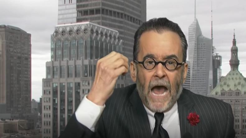 """Rechts- und Medienanalyst Lionel platzt wegen Epstein-Fall der Kragen: """"Was ist mit Maxwell?"""""""