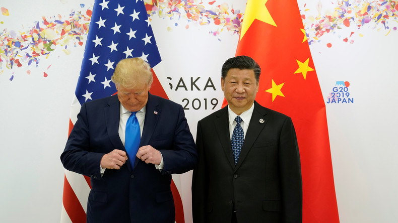 China will Handelsgespräche mit den USA und wappnet sich gleichzeitig für weitere Gegenschläge