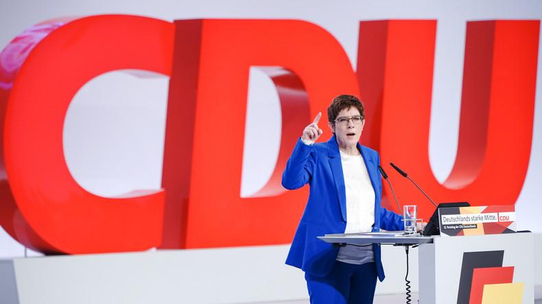 """Reaktionen der CDU-Delegierten auf Rede von Kramp-Karrenbauer: """"Die Leidenschaft hat überzeugt"""""""