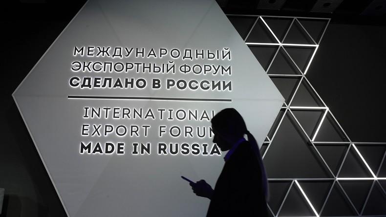 Trotz Sanktionen: Russische Exporte im Aufwind (Video)