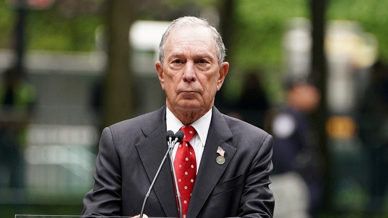 """Trump besiegen"": New Yorks Ex-Bürgermeister Mike Bloomberg kandidiert offiziell für US-Wahl 2020"