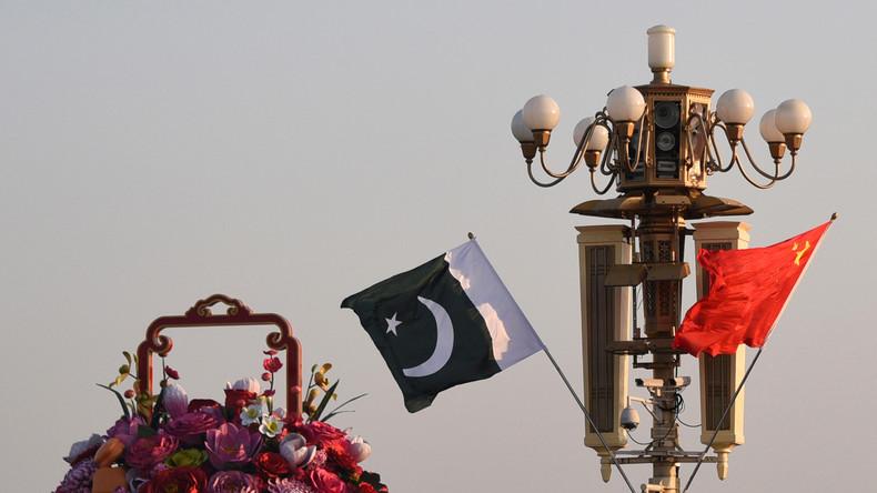 """""""Mangel an Transparenz"""": USA machen Front gegen chinesische Investitionen in Pakistan"""
