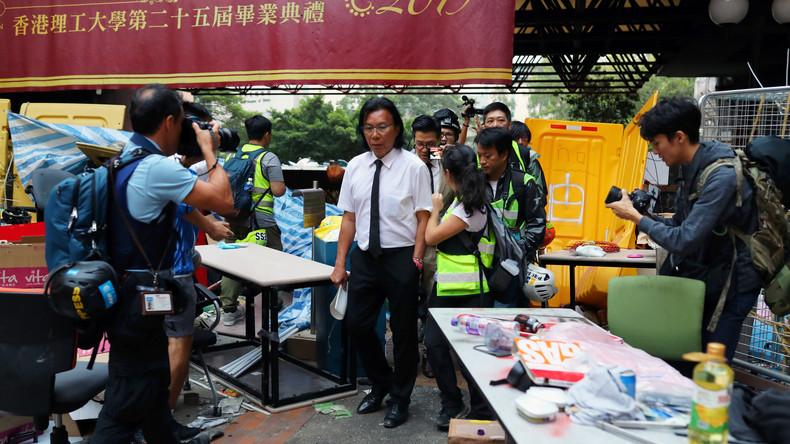 Bezirkswahlen in Hongkong: Rekordwahlbeteiligung und Sieg der prowestlichen Kräfte
