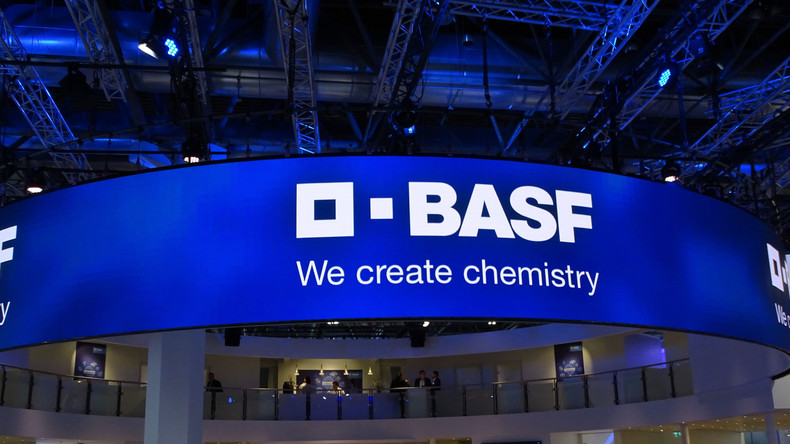 """Mega-Investment"": BASF startet milliardenschweres Petrochemieprojekt in China"