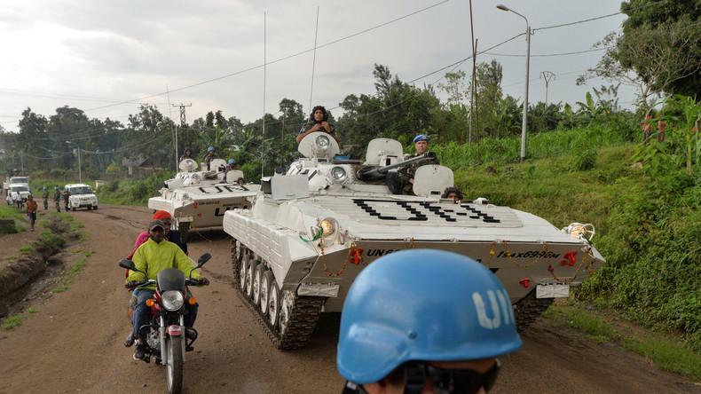 Demonstranten stürmen UN-Basis im Kongo – Tote und Verletzte
