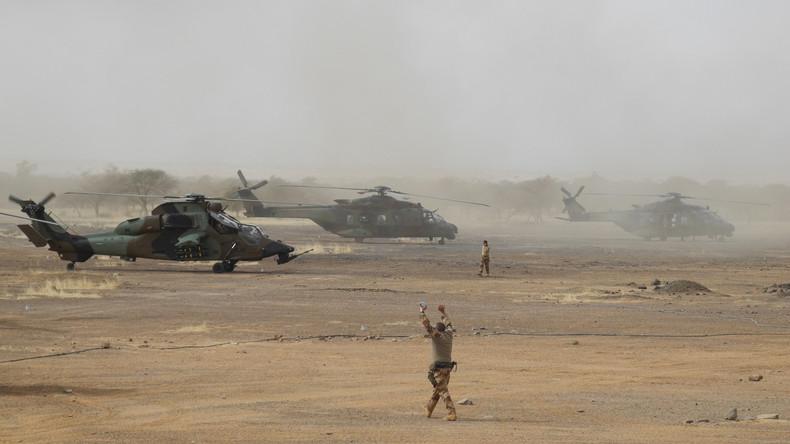 13 französische Soldaten sterben bei Hubschrauberabsturz in Mali