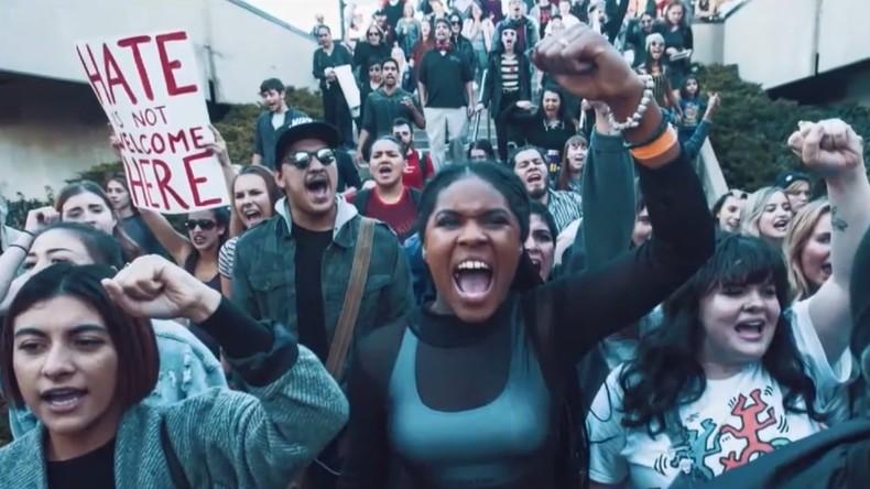 Liberale Werte? US-Studenten verhindern Vorlesungen konservativer Dozenten (Video)