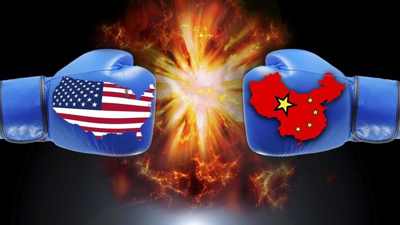 Willy Wimmer: Westliche Mobilmachung gegen China unter US-Führung hat begonnen