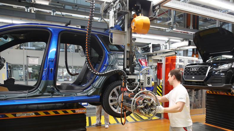 Wegen sinkender Nachfrage: Audi streicht 9.500 Stellen und investiert in Elektromobilität