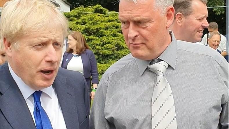 """Großbritannien: Tory-Kandidat jubelt Medien guten Freund als """"enttäuschten Labour-Wähler"""" unter"""