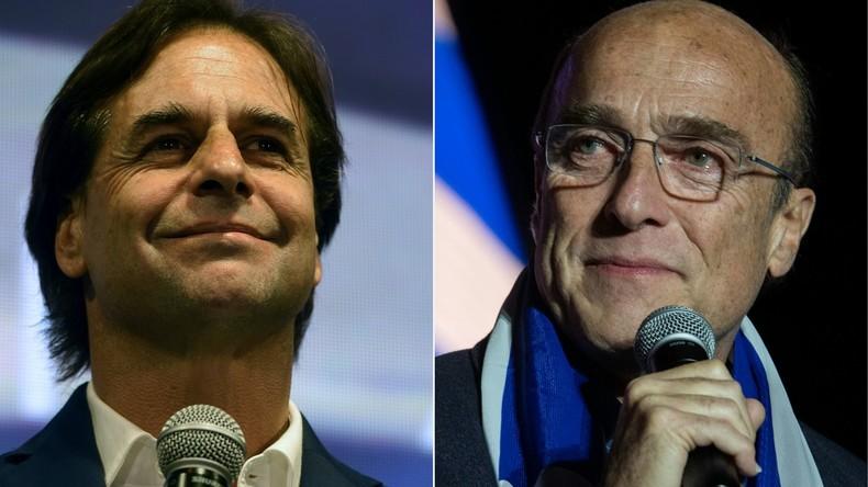 Uruguay: Präsidentschaftswahlen ohne klaren Sieger