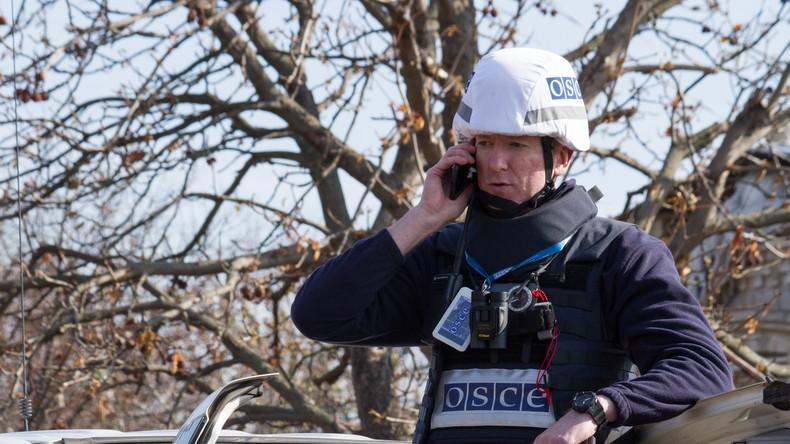 Britischer OSZE-Sonderbeobachter in der Ukraine im Dunstkreis der Spione Ihrer Majestät