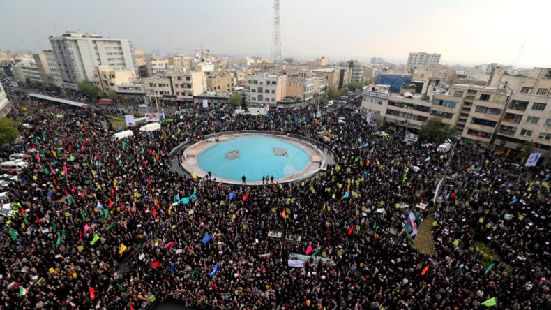 Iranischer Analyst: Ein Regime-Change in Teheran ist nicht in Sicht