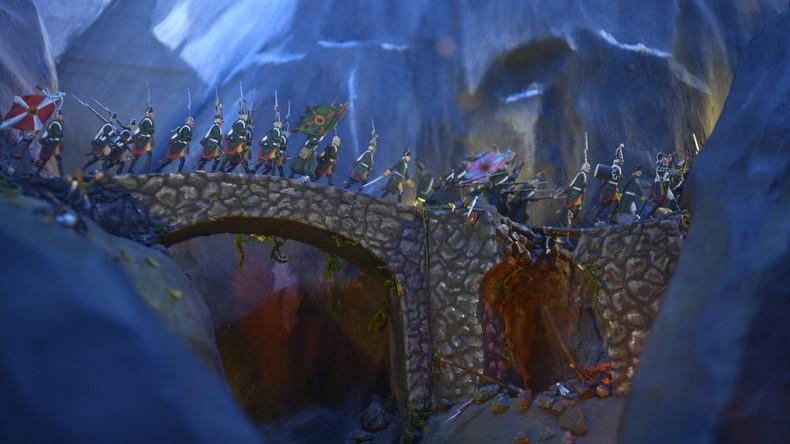 Jagd auf den Feldmarschall: Doku-Film zum 220. Jahrestag der Alpen-Überquerung durch Suworows Armee