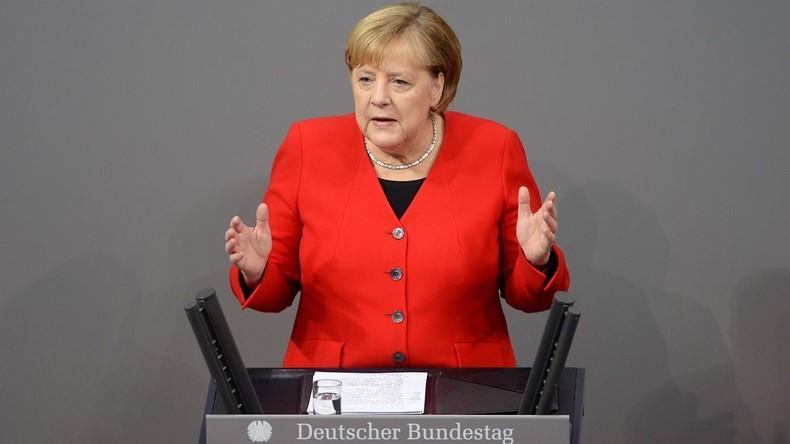 """Merkel über """"Bedrohung durch Russland"""": Brauchen NATO heute mehr als im Kalten Krieg"""