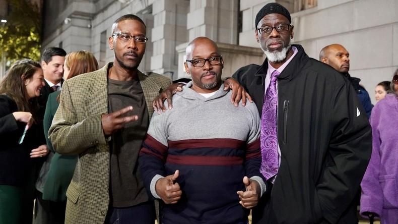 USA: Drei zu Unrecht verurteilte Männer kommen nach 36 Haftjahren frei