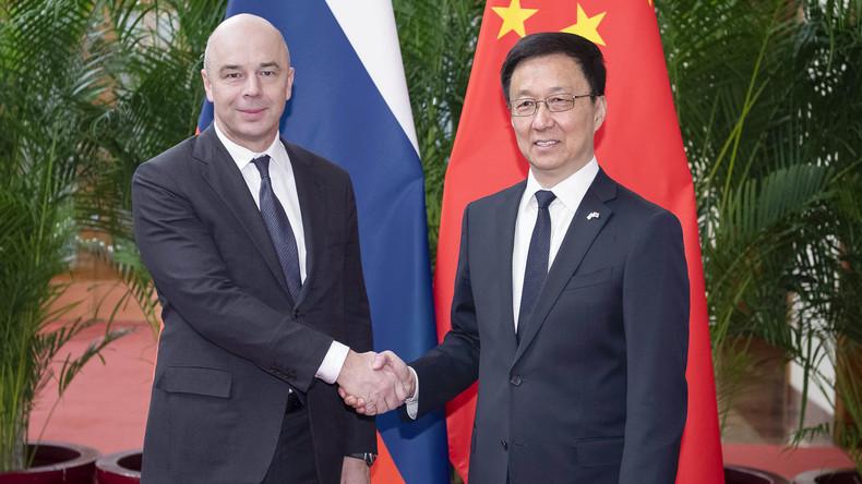 Russland und China planen gemeinsame Projekte im Wert von 112 Milliarden US-Dollar