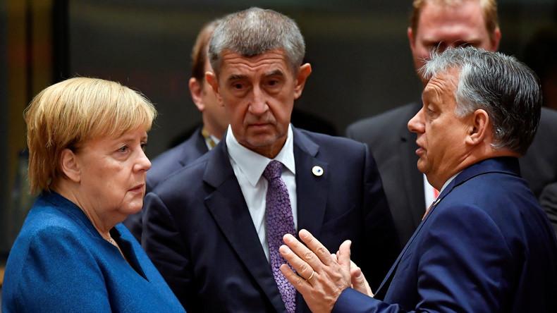 Tschechien lehnt deutschen Plan zur Verteilung von Migranten in der EU ab