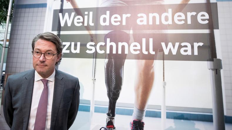 Scheuer unter Druck: Bundestag setzt Untersuchungsausschuss zur PKW-Maut ein