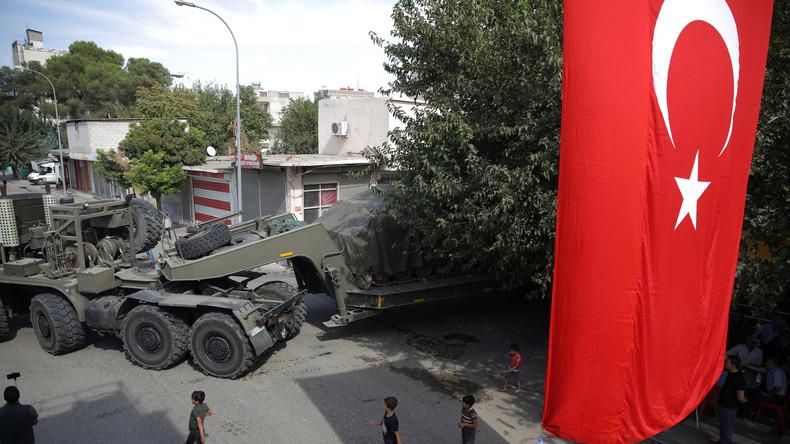 Trotz türkischer Syrien-Offensive: Deutschland beliefert Ankara mit neuen Waffen