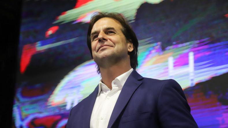 Uruguay: Rechter Kandidat siegt bei Präsidentschaftswahlen