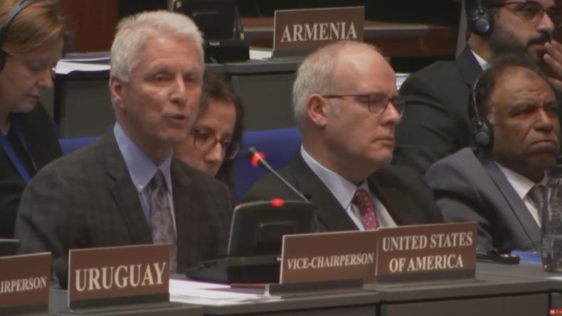 Niederlande: USA werfen Russland vor, Syrien bei der Verwendung von chemischen Waffen zu helfen