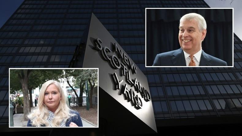 Epstein-Skandal: Wieso stoppte Scotland Yard die Untersuchung zu Prinz Andrew?