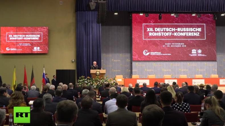 Der unerlässliche Dialog: Die Deutsch-Russische Rohstoff-Konferenz