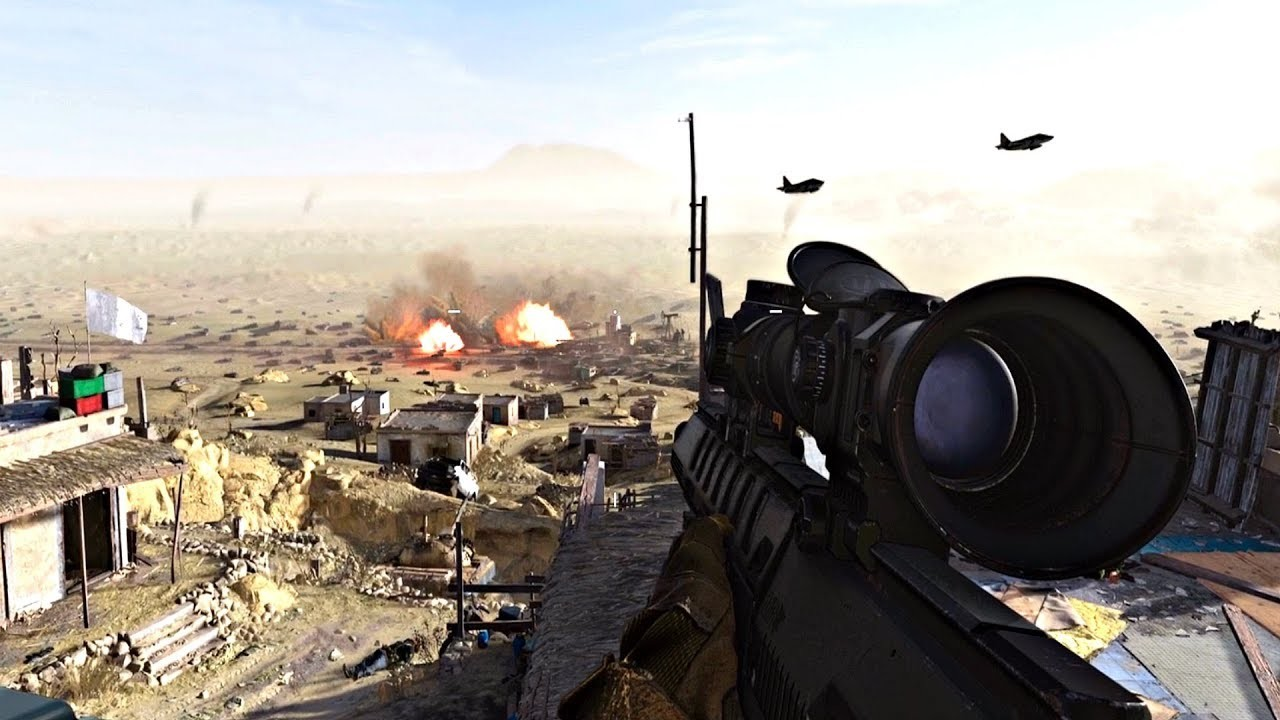 "Computerspiel ""Call of Duty: Modern Warfare"": Der Russe als blutrünstiges Monster"
