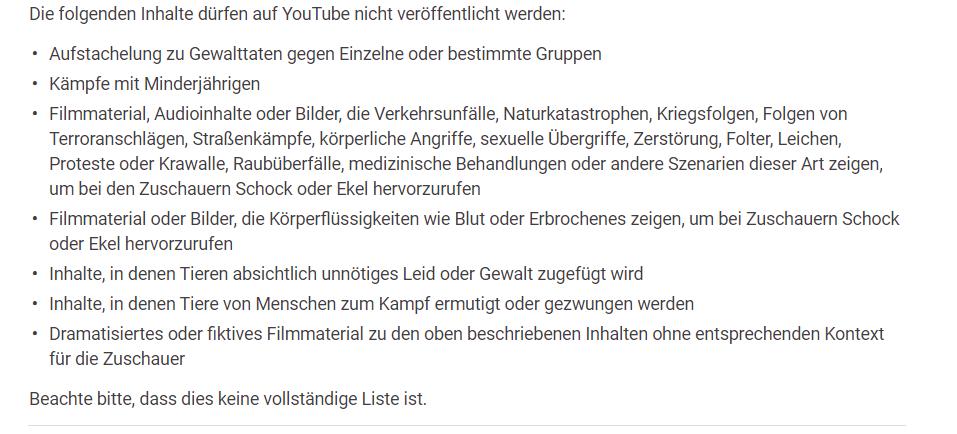 In eigener Sache: YouTube-Kanal von RT Deutsch wegen eines zwei Jahre alten Videos gesperrt