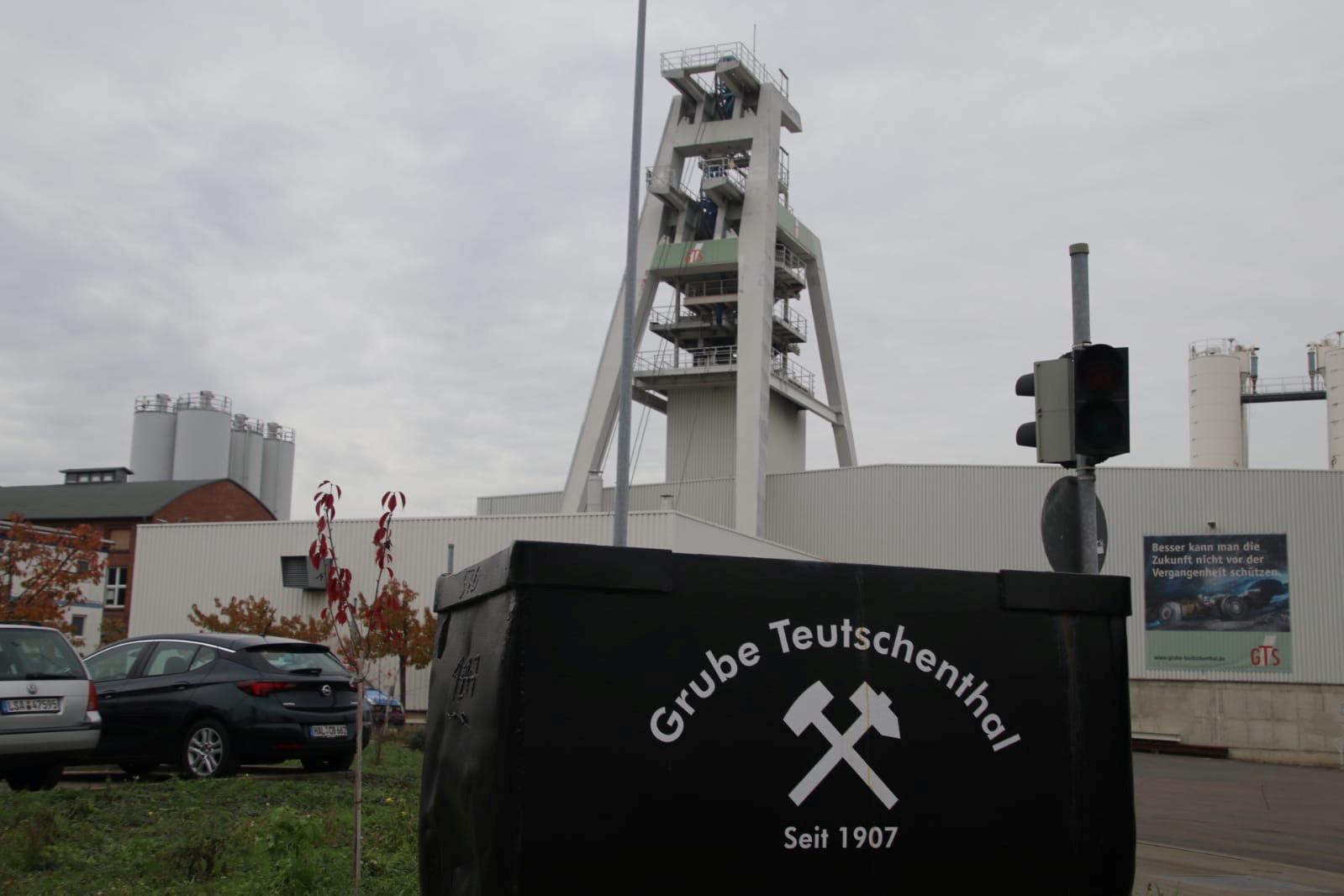 Nach Explosion in Grube in Sachsen-Anhalt: Die 35 eingeschlossenen Personen konnten gerettet werden
