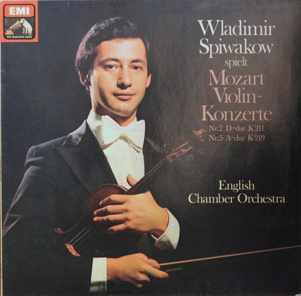 """Seit 40 Jahren Teil der europäischen Musikgeschichte: Wladimir Spiwakow und """"Moskauer Virtuosen"""""""