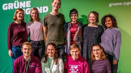 Kein Herz für Nation und Patriarchat: Der neue Bundesvorstand der Grünen Jugend